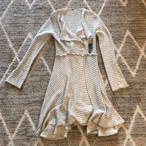 Free People Long Sweater Size Small